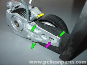 Pelican Technical Article: MINI Cooper  Serpentine Belt
