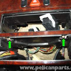 Elec Fan Wiring Diagram 1999 Gmc Jimmy Radio Mercedes-benz W210 Auxiliary Ipod Input (1996-03) E320, E420 | Pelican Parts Diy Maintenance Article