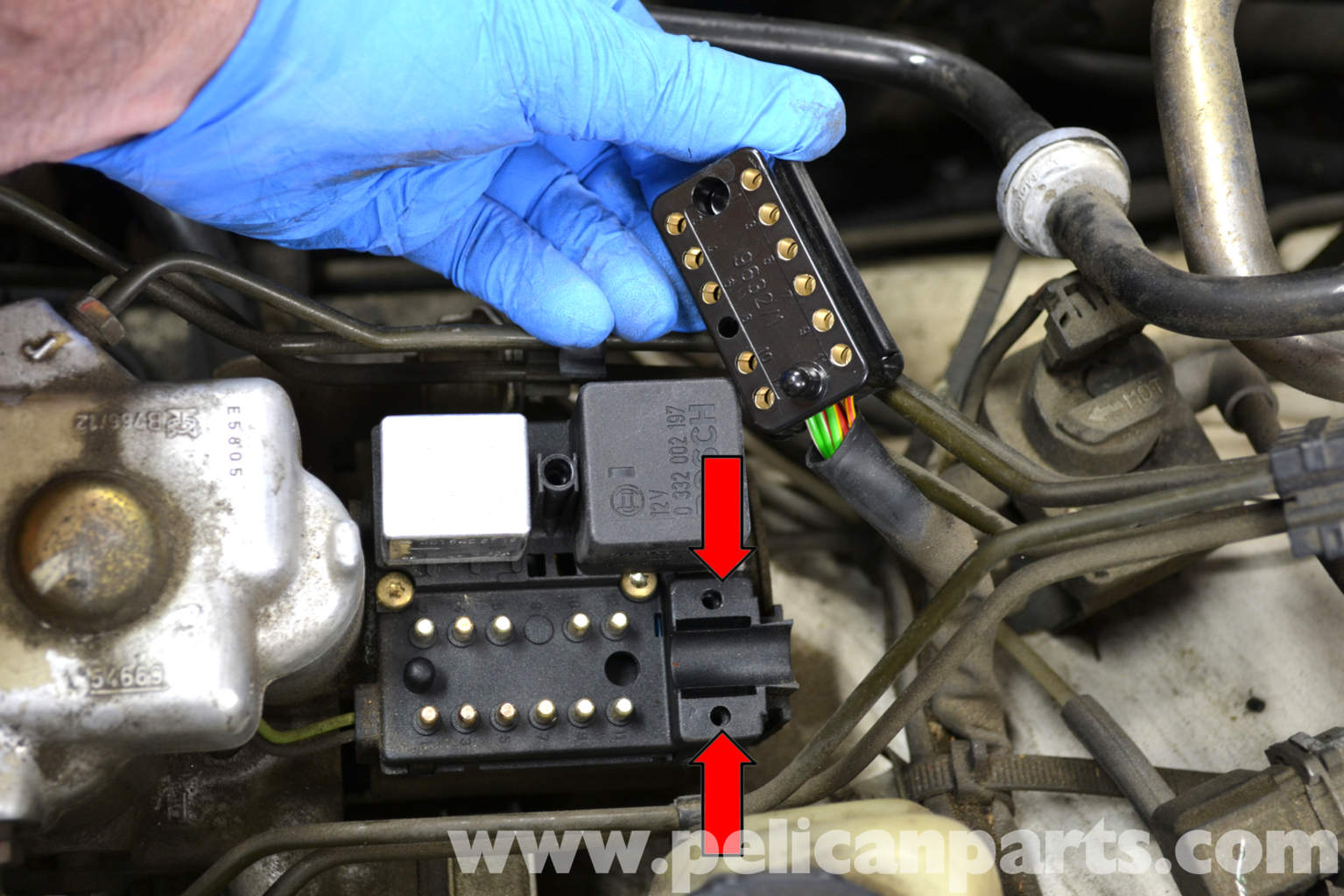 mercedes w124 abs wiring diagram tracing panel of an alternator benz relay and pump replacement 1986