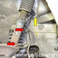 Mercedes W124 Abs Wiring Diagram Earth Crust With Lithosphere Benz Wheel Speed Sensor Replacement
