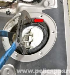 1999 mercedes ml320 fuel filter location [ 2592 x 1728 Pixel ]