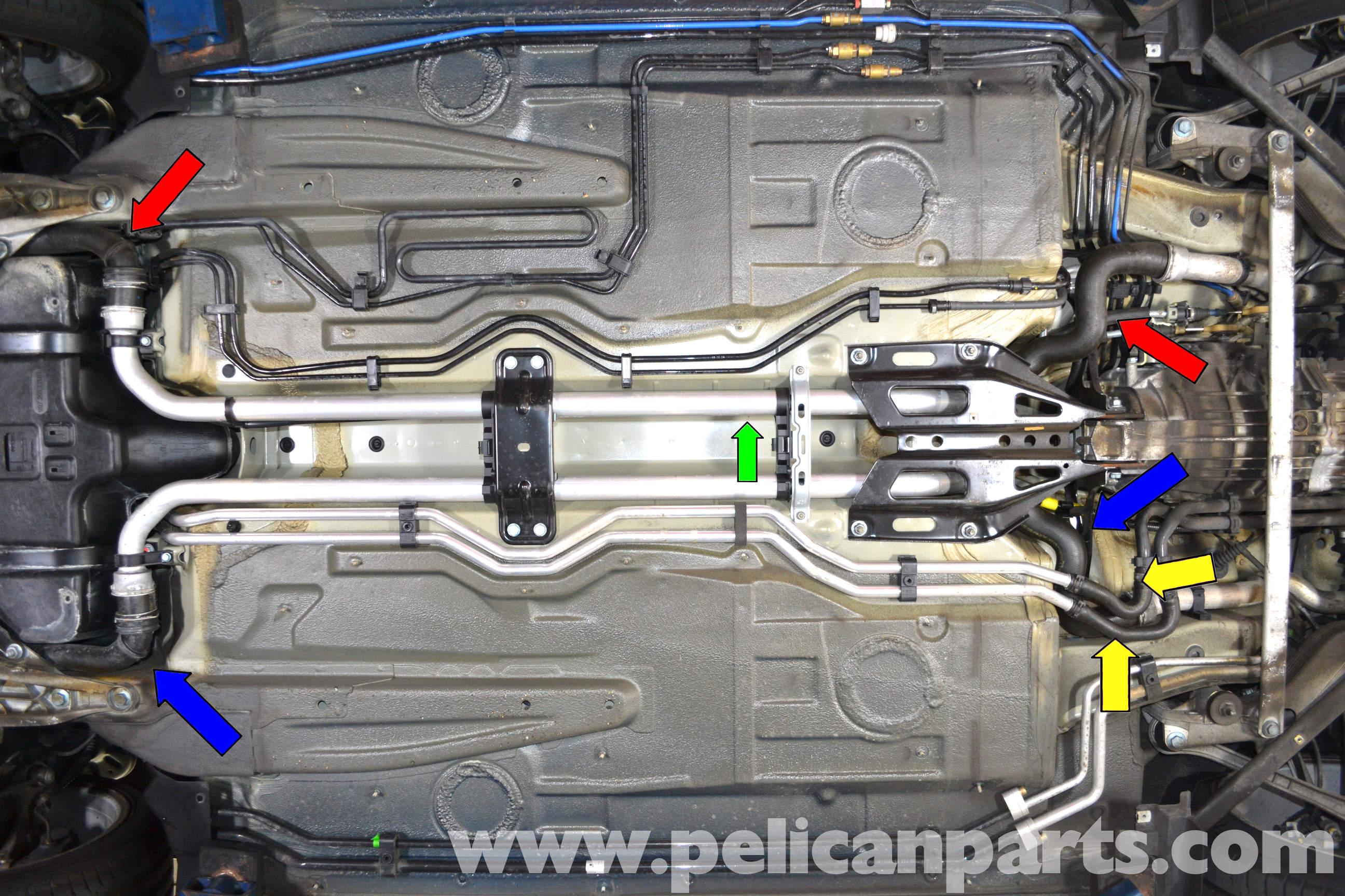 2003 Honda S2000 Fuel Filter Porsche 911 Carrera Coolant Hose Replacement 996 1998