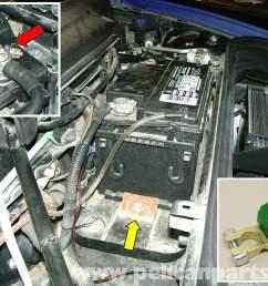 porsche 911 996 battery location porsche free engine  [ 2592 x 1944 Pixel ]