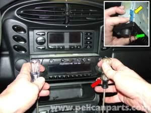 Porsche 911 Carrera Radio Head Unit Installation  996