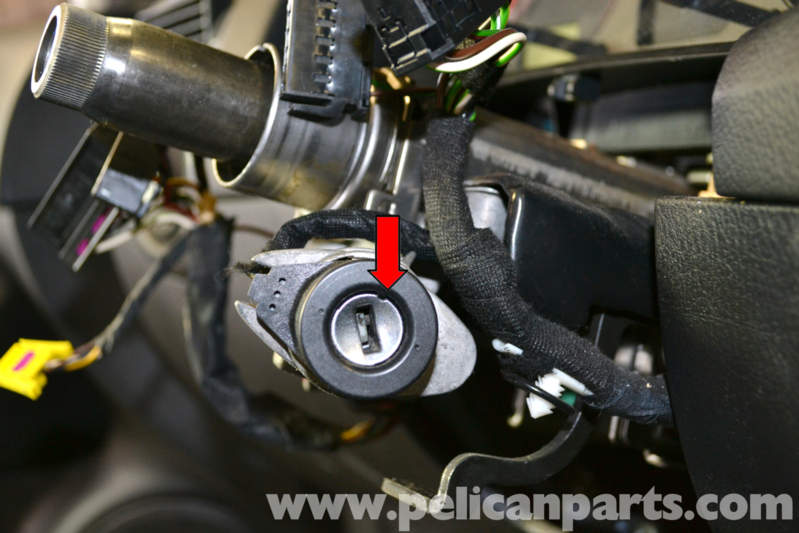 2007 Vw Rabbit Fuse Box Diagram Volkswagen Golf Gti Mk V Ignition Switch And Lock Cylinder