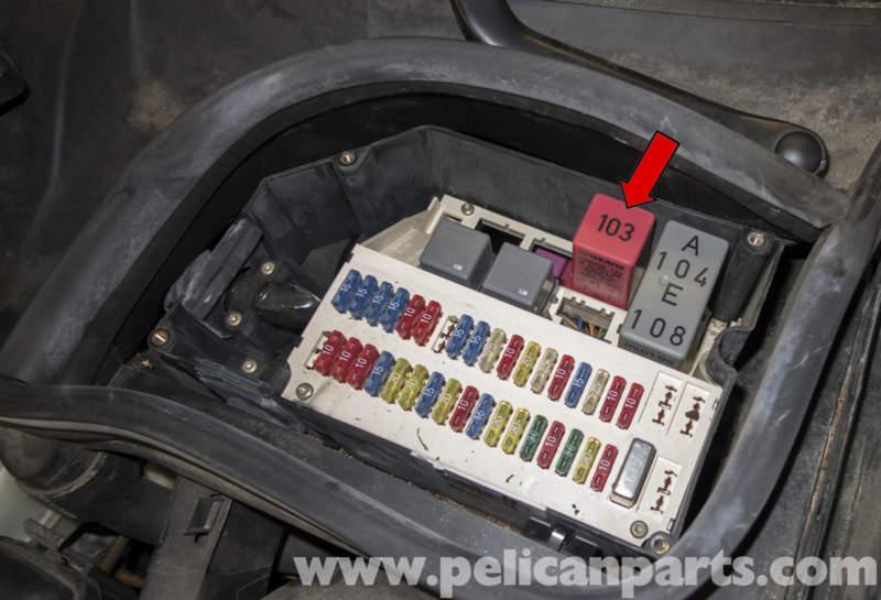 2005 Volvo Xc90 Fuse Box Diagram Volvo V70 Fuel Pump Replacement 1998 2007 Pelican
