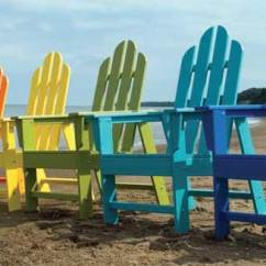 Polywood Adirondack Chairs Mickey Mouse Bean Bag Chair Patio Furniture Set By Pelican Stores