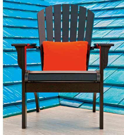Patio Furniture Set by Telescope  Adirondack Marine