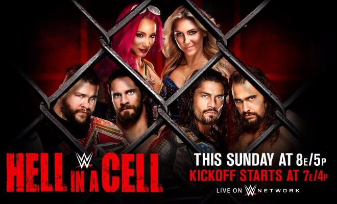 HELL IN CELL 2016
