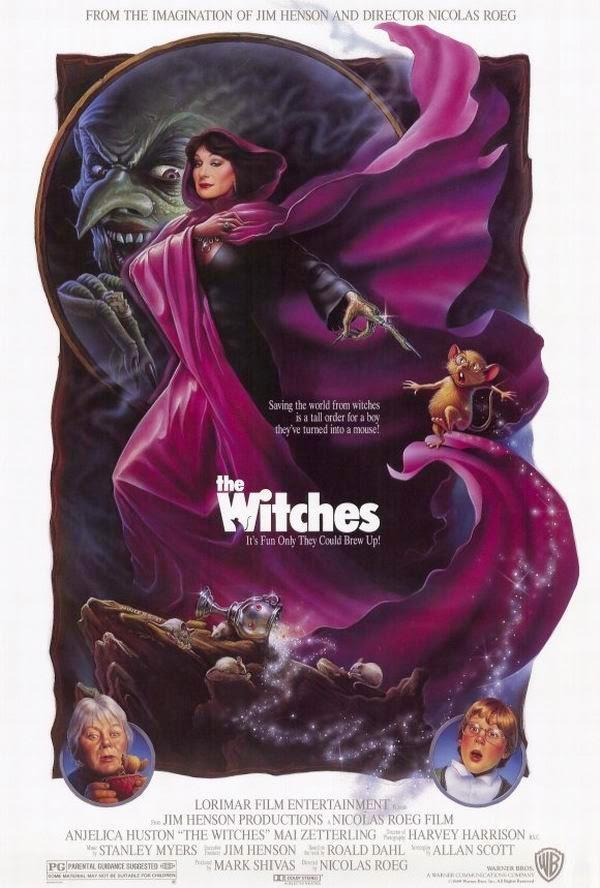 Las brujas - The Witches -Peliculas Online