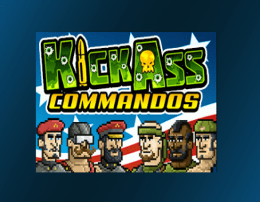 Kick Ass Commandos with Donald Trump