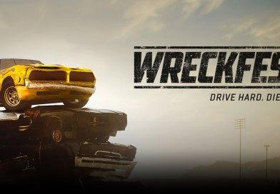 Wreckfest palvelin avattu!