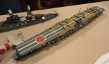 Possibly Terry Kirkpatrick's Akagi - but don't hold me to it. 1:700.
