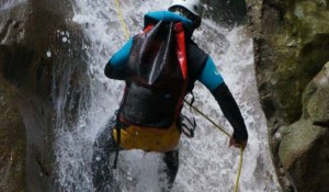 Image for canyoning holidays pelion Greece