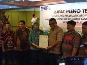 Airin – Benyamin Ditetapkan Sebagai Pemenang Pilkada Tangerang Selatan