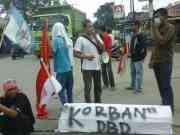 Penderita DBD di Tangerang Meningkat, Aliansi Pemuda Legok Turun ke Jalan