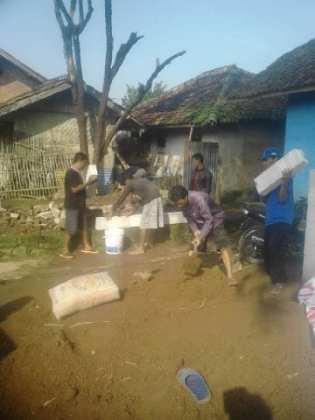 Rutilahu di Desa Katapang Bandung Mendapatkan Bantuan dari Jokowi Rutilahu di Desa Katapang Bandung Mendapatkan Bantuan dari Jokowi
