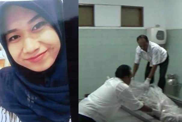 Mayat Wanita Membusuk Ditemukan di Koang Kota Tangerang