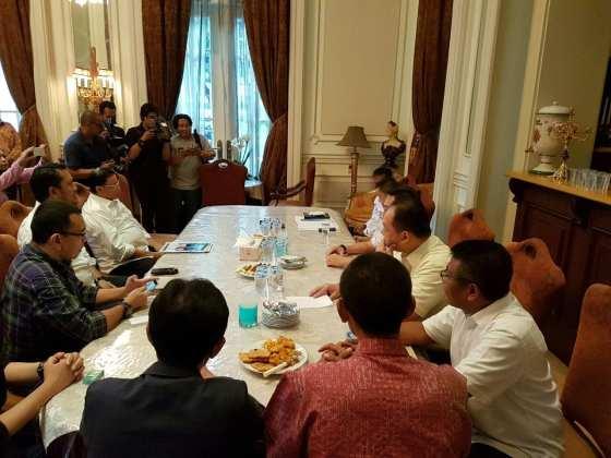 HT Sebut Banten Alami Ketimpangan, Sosok Wahidin Halim Siap Jadi Solusi HT Sebut Banten Alami Ketimpangan, Sosok Wahidin Halim Siap Jadi Solusi