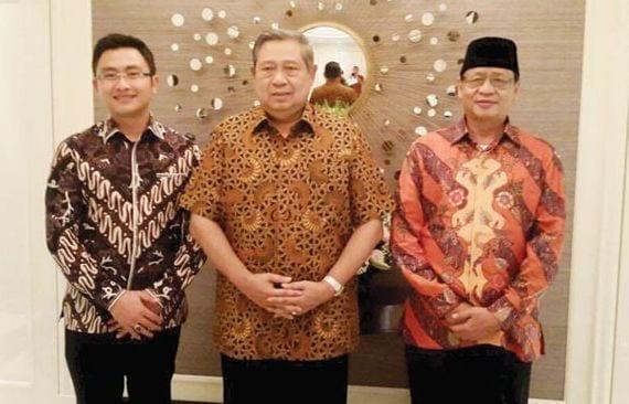 SBY Turun Tangan Jadi Ketua Tim Pengarah Pasangan WH-Andika