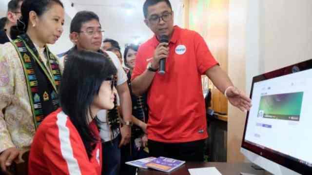 Telkom Group Dorong Digitalisasi Produk Mitra Binaan BUMN