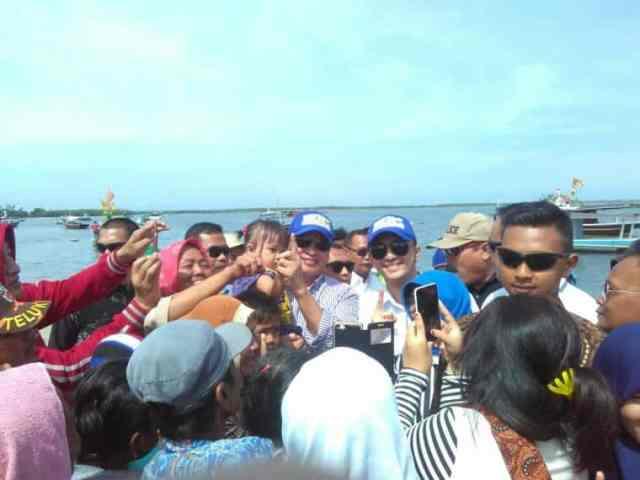 Wahidin Halim Akan Bangun Infrastruktur Pantai Terkoneksi di Banten