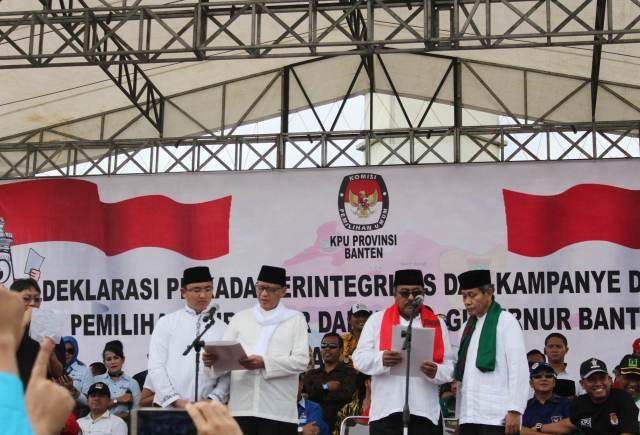 Pasca Pengiriman Surat Suara, KPUD Tangerang Gencar Lakukan Sosialisasi
