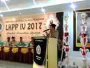 Pramuka adalah Manusia Pancasila – Sambutan Ketua Kwarcab Lebak H. Ade Sumardi