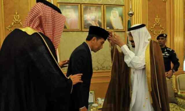 Raja Arab Saudi Salman bin Abdul Aziz Akan Investasi Rp 94 Triliun di Indonesia