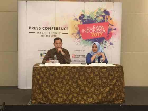 Pestanya Rakyat Indonesia, 'Pekan Raya Indonesia' Kembali Digelar di ICE BSD Pesta Budaya dan Kuliner Akan Warnai Pekan Raya Indonesia Kedua di BSD City