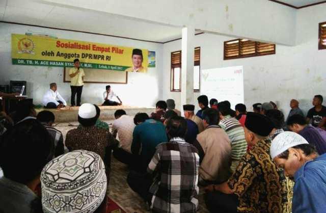Perlunya Kembali ke 'Rumah' Indonesia dengan Empat Pilar yang Saling Meneguhkan