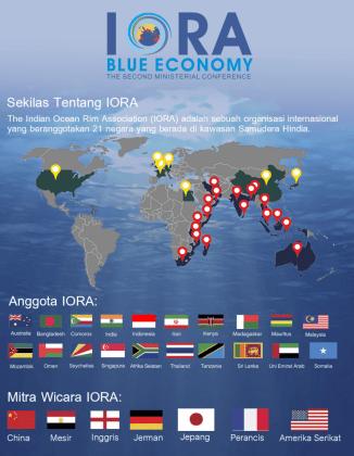 Buka Koneksi dengan Negara IORA, RI Selenggarakan BEC II