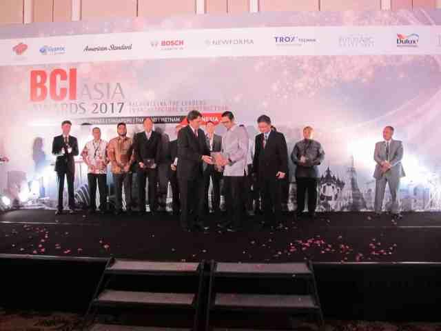 Sinar Mas Land Raih Penghargaan dalam Ajang BCI Asia Top 10 Developer