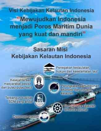Kemenko Kemaritiman Gelar Rakornas; Bumikan Visi Indonesia Poros Maritim Dunia