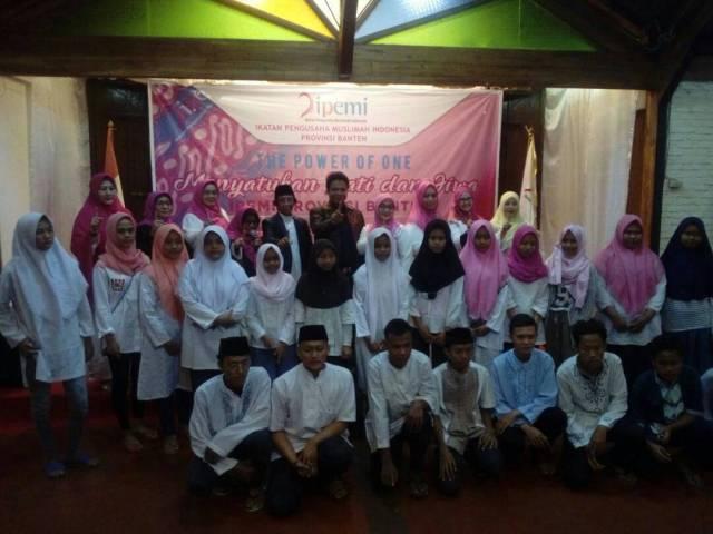 IPEMI Tangsel Berharap Wanita Muslimah Mampu Bangun Perekonomian Umat Islam