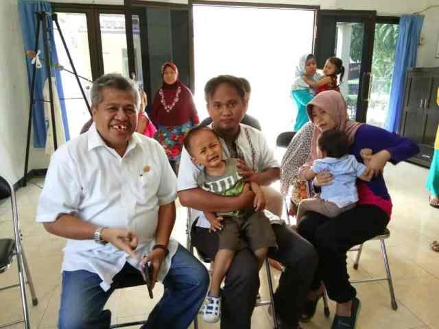 Anggota DPRD Kota Tangerang Prihatin Lihat Kondisi Posyandu