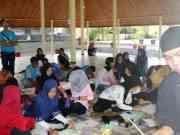 Workshop Seni Rupa di Banten Gawe Art #2 Diminati Kaula Muda