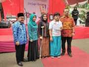 Pameran Seni Rupa dan Lelang Karya Anak Berkebutuhan Khusus Digelar di Museum Negeri Banten
