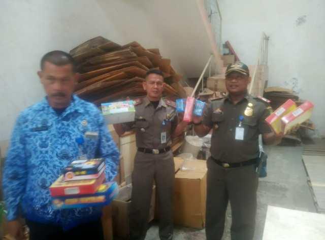 Satpol PP Kota Tangerang Akan Panggil Pemilik Empat Gudang Kembang Api di Mutiara Kosambi