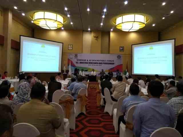 HIPMI Kabupaten Tangerang Gelar Seminar dan K3 Rountable Forum, Investasi Bagi Perusahaan