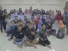 Momentum Hari Pahlawan, IMIKI UIN Banten Gelar Pemutaran Film dan Tasyakuran