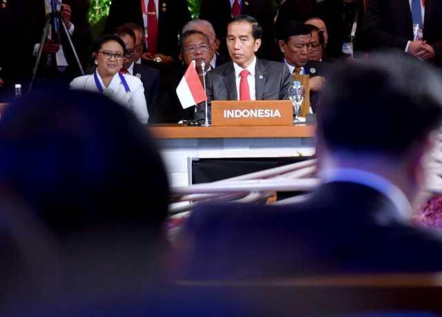 Presiden Jokowi Ajak Negara-Negara Asia Timur Jaga Budaya Dialog
