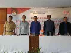Dapil Pileg 2019 Tidak Berubah di Kota Tangerang