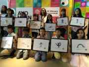 20 Lukisan Anak Indonesia Terpilih Ikut IKEA Drawing Competition 2017 Tingkat Dunia