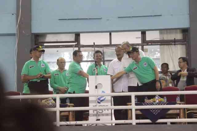 Kota Tangerang Tuan Rumah Kejurnas Bola Voli Junior