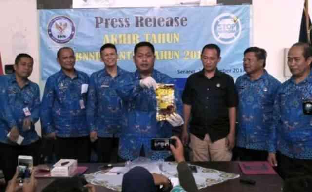 Peredaran Narkoba dari Lapas Tangerang Diendus BNN Banten