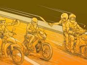 Gangster Motor Tuai Ancaman, Warga Pondok Aren Dibuat Resah