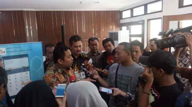 Pemkot Tangerang Launching Lima Aplikasi Pelayanan