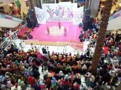 Apresiasi Festival Tari Daerah, Masyarakat Tangerang Minta Digelar Tiap Tahun