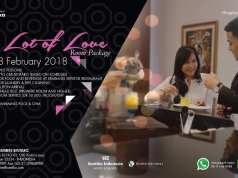 A Lot of Love di Hotel Santika Premiere Bintaro